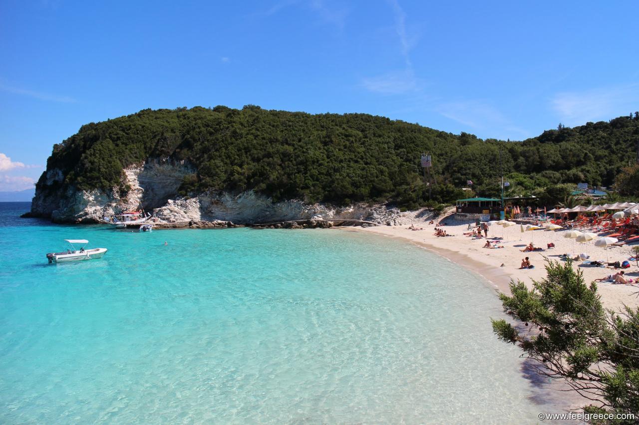 Vrika Spiaggia In Antipasso