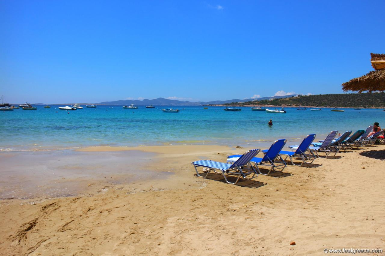 Paros Beaches: Top 10 Beaches Of Paros Island